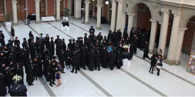 Graduación MBA-UC 2014