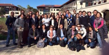 Alumnos del Magíster en Innovación UC realizan espectacular Gira a Silicon Valley