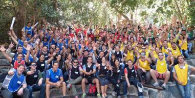 Bienvenida MBA-UC 2015!