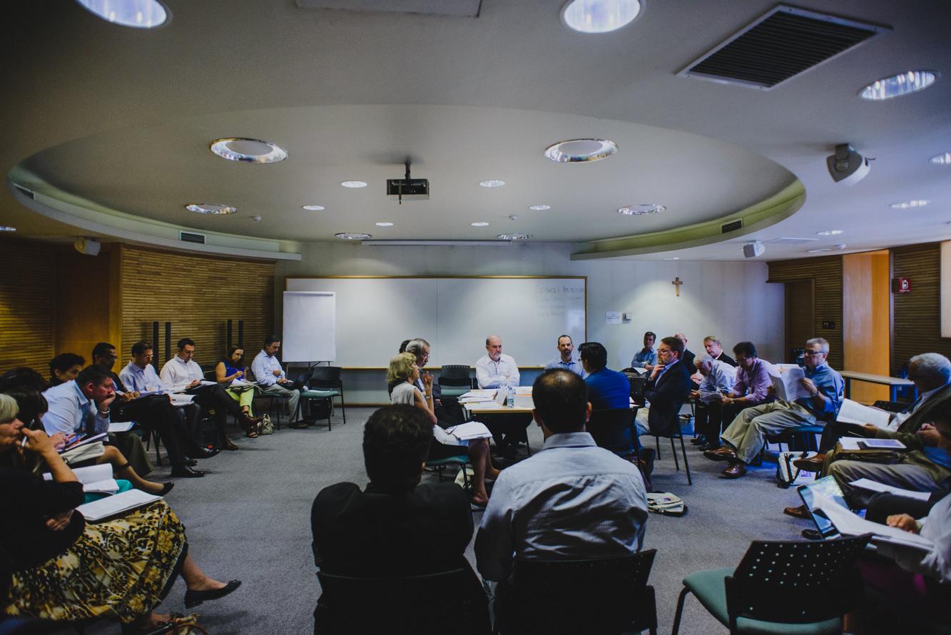 Strategic Management Conference - Escuela de Administración UC Felipe Monteiro Insead Photos