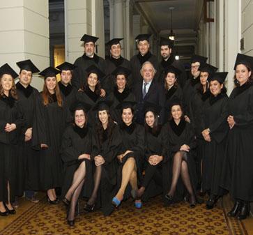 Graduación Magíster Administración de Salud