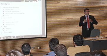 Ciclo de Invitados Alta Dirección MBA-UC – Óscar Hasbún