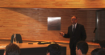 Ciclo de Invitados Alta Dirección MBA-UC – Sergio Ghisolfo