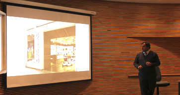Ciclo de Invitados Alta Dirección MBA-UC – Gonzalo Darraidou