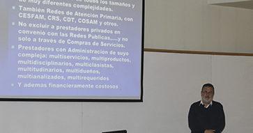 """Ciclo de Invitados Curso """"Salud Global"""""""