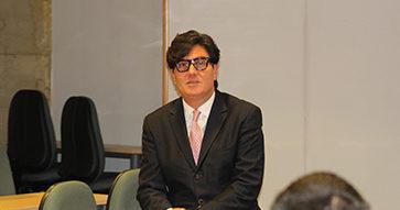 Alejandro Ruelas – Gossi de visita en Chile