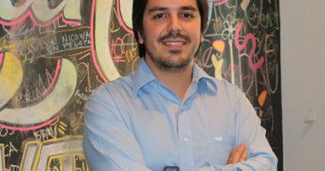 Gonzalo Villela, alumno MBA-UC, entre los 100 jóvenes líderes 2015