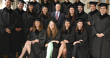El MRH-UC ya cuenta con nuevos graduados