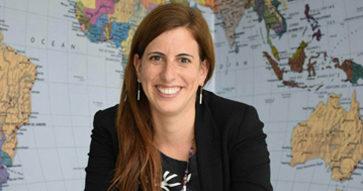 Susana Sierra, destacada entre los 100 jóvenes líderes