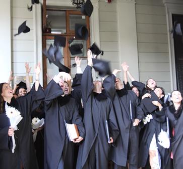 Graduación Magíster en Administración de Salud UC