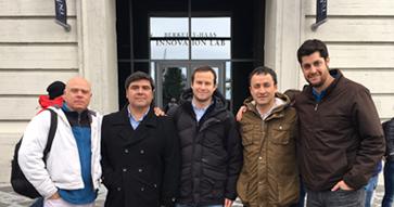 Alumnos del MBA-UC viajan a Silicon Valley