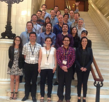 Alumnos del Executive MBA asistieron a seminario de innovación de la Universidad de Notre Dame.