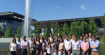 Alumnos del Executive MBA participaron en el seminario internacional de innovación de IE Business School