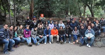 Estudiantes MBA-UC Centroamérica vivieron inolvidable experiencia en Cajón del Maipo