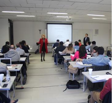 Bienvenida al Magíster y Diplomado en Innovación y Emprendimiento UC 2016
