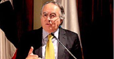 "Ex ministro Jorge Jiménez de la Jara: ""El cáncer es la enfermedad del siglo XXI"""