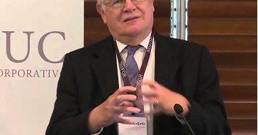 Profesor Matko Koljatic se refiere a la discusión de la reforma al sistema previsional