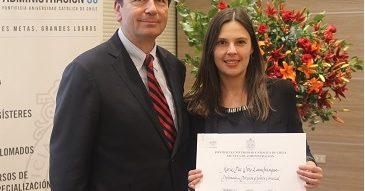 [FOTOS] Graduación Diplomado en Dirección y Gestión Comercial del Banco Santander