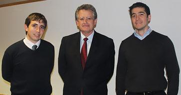 """Luis Hernán Cubillos: """"Se puede tener una linda familia y ser un ejecutivo exitoso"""""""