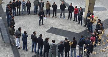 Taller Amazing Race: Alumnos del MBA participaron de un dinámico desafío en la ciudad.
