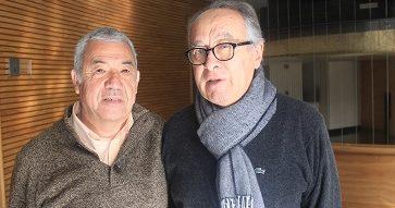 Los doctores Jorge Lastra y Milton Moya analizaron la realidad del sector público en Chile
