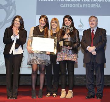 La Fête Chocolat ganó Premio PYME Carlos Vial Espantoso 2016