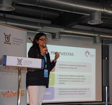 Escuela de Administración participó en Encuentro Internacional de la Red de Educación Continua para Latinoamérica y Europa
