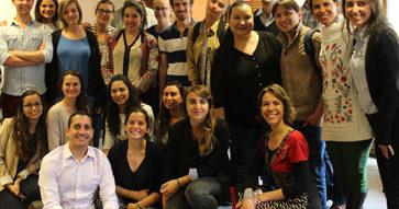 Despedida de los alumnos GNAM en la sexta versión del Global Network Week