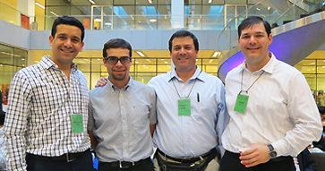 Quinta versión del evento Interuniversitario MBA Network Chile 2016.
