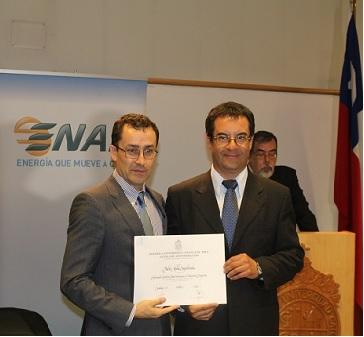 Programa In Company: Graduación del Diplomado en Gestión Empresarial para la Industria Energética de ENAP