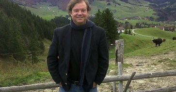"""Luis Hernán Palacios viajó a Suiza y realizó el curso """"Doing Business in Latin America"""" en University of St. Gallen"""