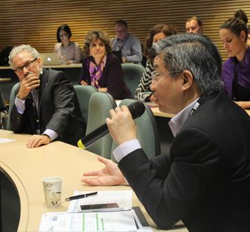 Décima versión del GNAM Deans and Directors Meeting en MBAUC