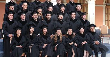 Ceremonia de Graduación MBA UC 2016