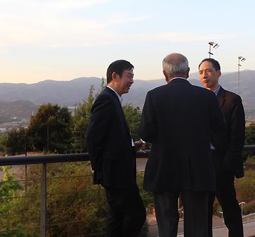 GNAM Deans and Directors Meeting en Club House UC de San Carlos de Apoquindo.
