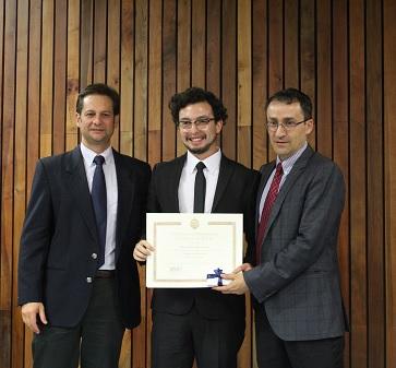 Ceremonia de graduación del Magíster y Diplomado en Innovación de la Universidad Católica
