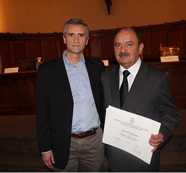 Ceremonia de clausura del Diplomado de Liderazgo Laboral 2016 versiones de Santiago y Viña del Mar