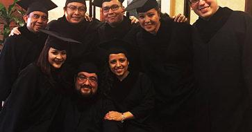 Graduación MBA UC Centroamérica promoción 2015