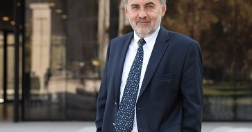 """Alfonso Gómez: """"Creo que todo emprendimiento e innovación son intrínsecamente sociales""""."""