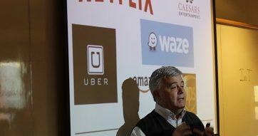 """Pablo Marshall: """"Las empresas tienen una oportunidad de negocios con el big data""""."""