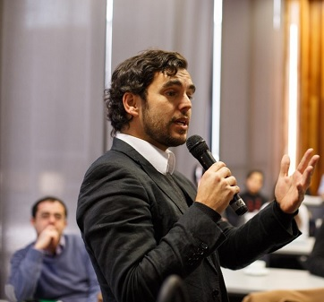 """Sebastián Gatica: """"El proyecto ganador promueve el valor y dignidad de la vida humana para las personas mayores""""."""