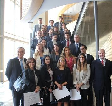 Programa In Company: Graduación del Diplomado en ahorro e inversiones para el largo plazo y el retiro de Financial Group