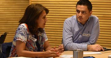 Taller I: ¿Qué me detiene?, a cargo de las psicólogas Nuria Pedrals y María Carolina Celedón.