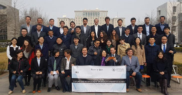 "Experiencia de alumnos MBA en China: ""China/Chile Culture and Management Immersion Experience (C-Mix)"""
