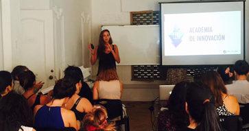 Testimonio de la alumna MBA Carla Muttoni, quien ha sido seleccionada para participar de la Academia Herglobal Impact.