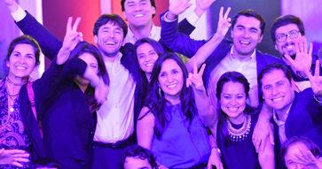 Fiesta MBA UC 2017: Con más de 200 asistentes se realizó este evento anual que reúne a todos los alumnos del programa.