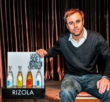 De la ANFP a la industria de las aguas y bebidas. Entrevista al graduado MBA UC Felipe Correa con Aqua Rizola.