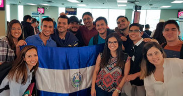 Seminario Internacional: Alumnos MBA UC Centroamérica viajan a Chile para darles la bienvenida oficial al programa.