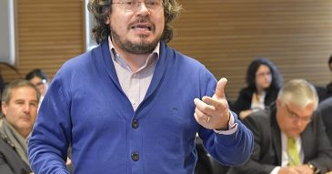 """Héctor Madrid: """"La gestión del engagement implica trabajar con los recursos y demandas del puesto de trabajo""""."""