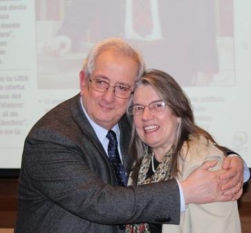 La despedida del doctor Nicolás Velasco como director de Educación Continua UC