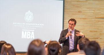 Nuevos alumnos MBA participan del Taller de Integración con charlas y actividades al aire libre